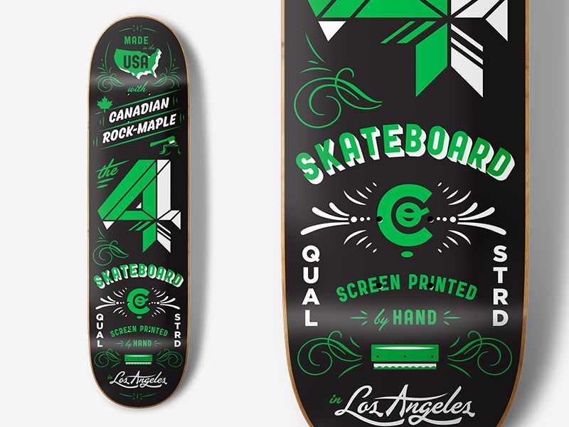 4skateboardco decks kendrickkidd