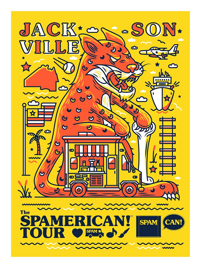 Spam illustration spamamerican halftonedef kendrickkidd large