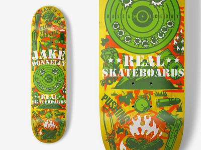 Realskateboards decks kendrickkidd jakedonnelly