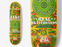 Real Skateboards - Jake Donnelly