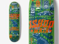Real Skateboards - Ishod Wair