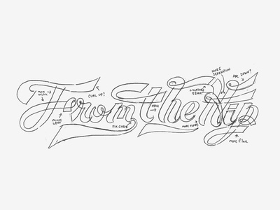 Lettering Notes