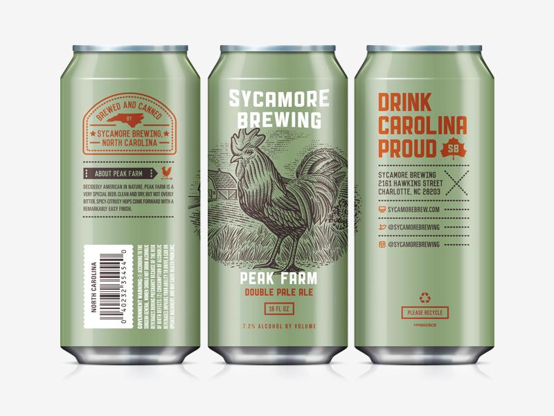 Beer Can Ii By Kendrick Kidd Dribbble Dribbble
