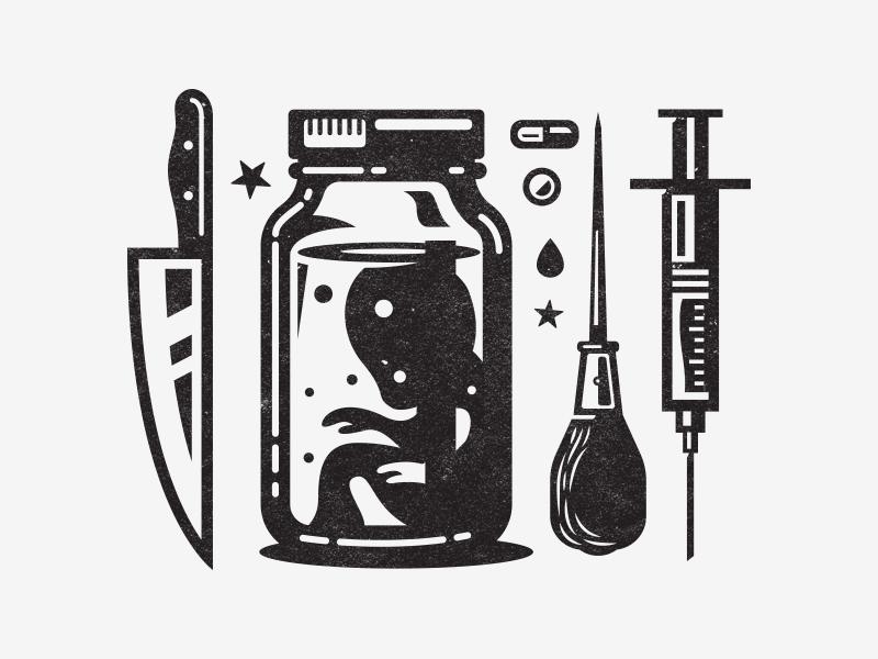 American Horror Story ty mattson creative illustration american horror story