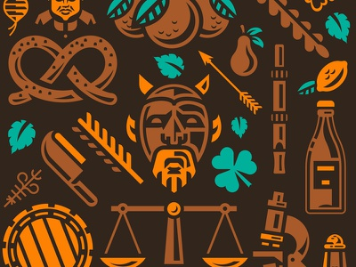 Illustration icons illustration