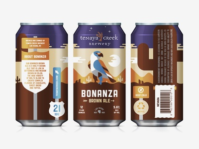 Beer Can shepherd packaging tenaya creek beer can craft beer