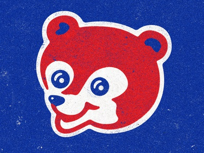 World Series texture mascot world series baseball cubs chicago
