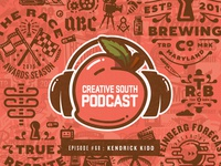 Creative South Podcast – Episode #68