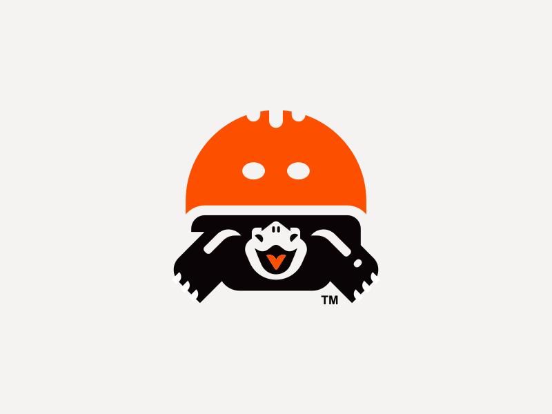 Goodbuddy helmet mark logo kendrickkidd