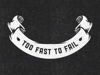 Too fast to fail III