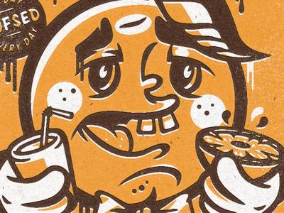 illustration illustration apparel florida oranges steez