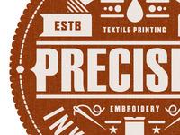 Precision Ink and Stitch II