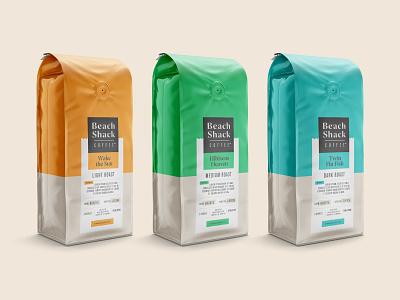 Packaging bag coffee packaging