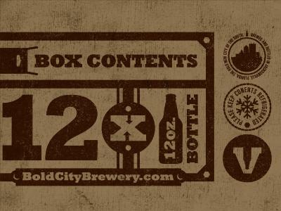 12 pack box elements 12 pack beer box packaging