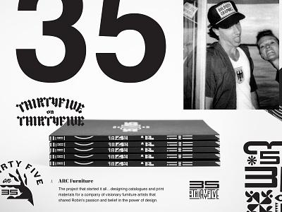 Shepherd 35 on 35 publishing 35 on 35
