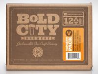 Bold City Brewery 12-pack box
