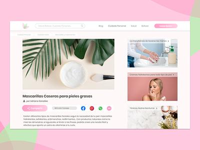 Daily UI 10 - Social Share care challenge ui design webdesign