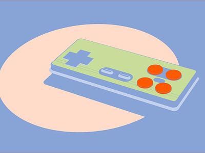 Joystick design joysticks joystick isometric design isometric art games game dendy isometric illustration isometric isometry vector illustration