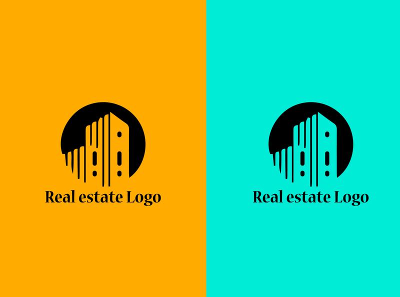 real estate company logo brand identity design promotion office flyer business logo design real estate logo logo business logo branding agency design