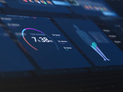 UX/UI Design - Dashboard for Startup uidesigns uidaily uidesignchallenge uiux dashboard uidesign motiongraphic