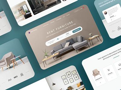 Website Design - Myotaku uidesigns design uiux uidesign