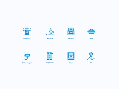 Holiday & Travel Icon set ( preview ) mobile website ux interface illustrator vector minimal logo illustration icon graphic design flat clean design branding app