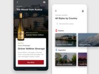 Wine app
