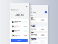 Split expenses app