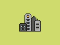 City Icon - Travel Set