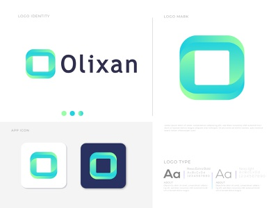 (O) Olixan Logo | O Modern Logo | O Abstract Logo design brand identity o mark logo designer for hire graphic design trend 2021 corporate logo company logo idenity brandign logofolio modern logo design logo designer icons app art abstract modern logo design logo o logo o letter