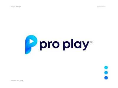 pro play   p with play button   video player   modern app icon p with play button logo and brand design p player video logo p music logo letter monogram p letter logo mark best logo designer minimal play logo modern player web logo for sale ready made gradient logo typography illustration great logo colorful logo branding modern logo player graphic design