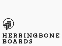Herringbone Boards Logo