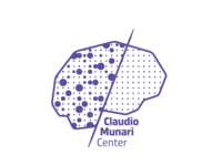 CLAUDIO MUNARI CENTER LOGO