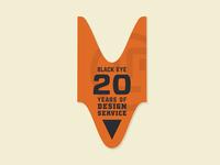 Black Eye 20th Anniversary Graphics WIP