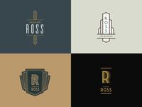 Alexan Ross Logos