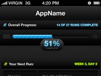 Run screen