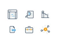 Legal Document Icons