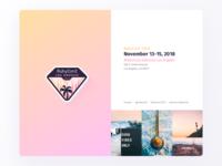 Rubyconf 2018 Splash
