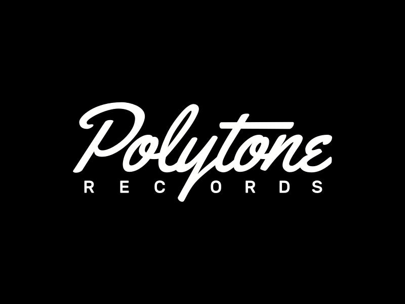 Polytone records logotype