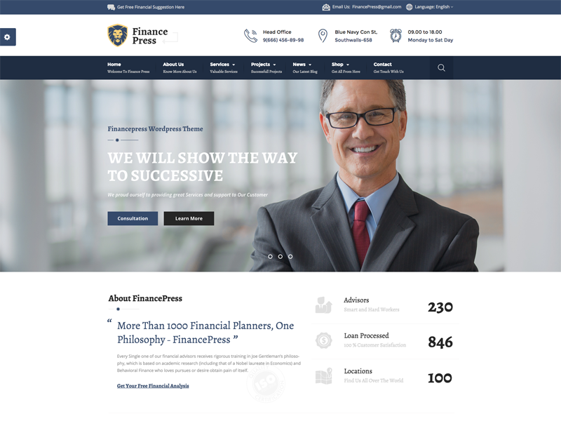 Finance press consulting business finance html5 template by finance press consulting business finance html5 template flashek Images