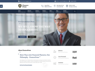 Finance press consulting business finance html5 template by finance press consulting business finance html5 template flashek Image collections