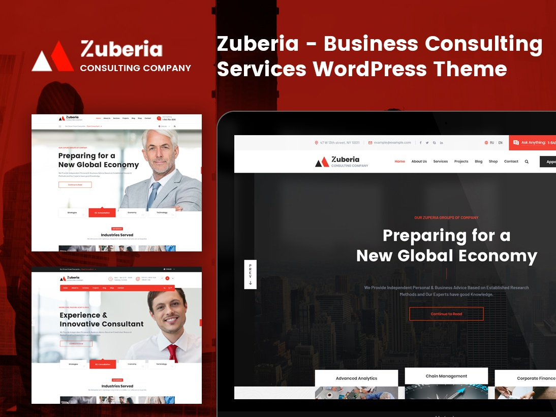 Zuberia - Business Consulting Services WordPress Theme solicitors responsive professional services mentors lawyers finance corporate consulting consultant coaching coaches coach business advisors accountants
