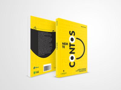 Nem Te Conto: The Cover book