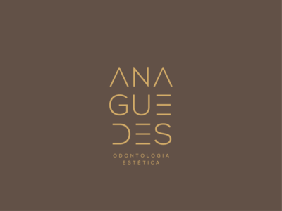 Ana Guedes - Visual Identity