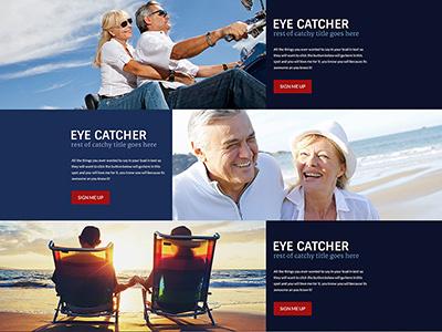 Retirement Website WIP website web retirement seniors responsive bootstrap wordpress