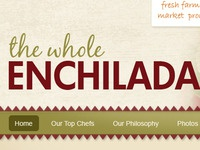 The Whole Enchilada Website Template
