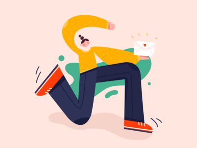 Letter illustrator ui