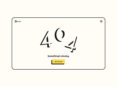 404 web page design web 404 page error 404 error page 404 vintage retro website ux uiux design ui