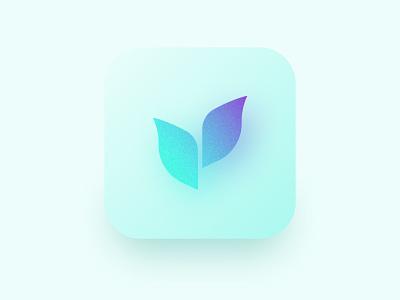 App icon design | Daily UI 005 mobile icon minimal design ui challenge illustration minimal design 3d ios icon app icon 005 dailyui 005 daily ui