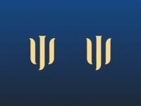 JW logomark exploration